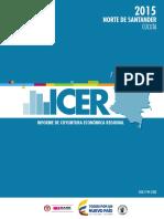 ICER Norte de Santander2015
