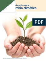 MC-EA-Cambio Climático - Unidad 2 - La Educación Ante El Cambio Climático