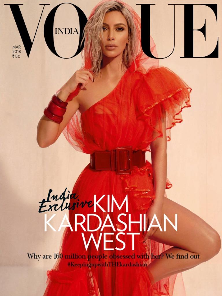 7ed8cd4d68 Vogue_India_-_01_03_2018 | Vogue (Magazine) | Magazine Publishing Companies  Of The United States