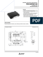 datasheet IPM 100RSE120