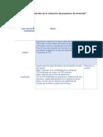 Anexo 4 Situaciones Especiales en La Evaluacion de Proyectos