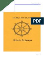 Rampa, Tuesday Lobsang - Historia De Rampa.pdf