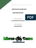 Restrepo, Javier Dario - La Muerte Feliz de Javier Ocon
