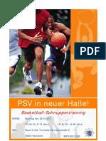 PSV in neuer Halle