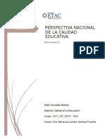 341299531 Perspectiva Nacional de La Calidad Educativa
