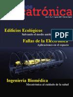 Revista Somos Mecatronica Agosto 2009