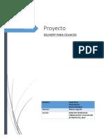 Proyecto Delivery Para Celiacos