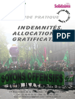 SNCF Brochure Indemnites 2017