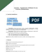 A Lógica da Harmonia – Organização e Definição de seus Conceitos Fundamentais_Introdução e Escala Maior