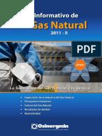 Boletin Gas Natural 2011 II