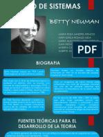 Modelo de Sistemas - Betty Neuman