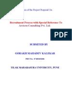 Synopsis- Gorakh Kalekar[1]