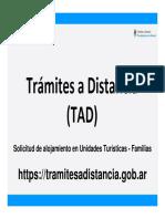 Plan familiar Turismo Social