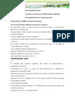 Normativas de Paisajismo