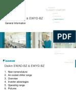 Service Product Training - EWAD-EWYD-BZ - Chapter 1 - General Info_Presentations_English