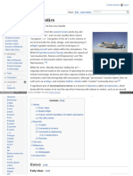 En Wikipedia Org Wiki Aeronautics