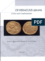 Gerrit J. REININK & Bernard H. STOLTE (Eds.) the Reign of Heraclius 610 641 Crisis and Confrontation