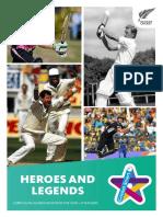 Cricket Smart Heroes Legends Theme 2