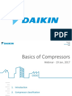 Basics of Compressors