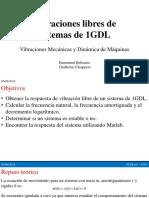 Vibraciones Libres 1GDL Ejercicios Practicos (1)