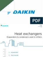 Basics of Heat Exchangers
