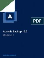 AcronisBackup 12.5