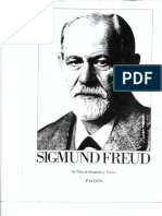 Sigmund Freud.1998. Esbozo biográfico