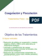 Coagulacion y Floculacion