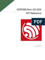 2c-Esp8266 Non Os Sdk API Reference En