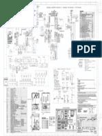 Diagrama Elétrico - Chiller Parafuso Hitachi