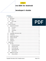 Jabra Android SDK Developers Guide