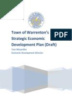 Economic Development Strategic Plan Draft