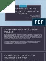 Educacion Inclusiva NEE