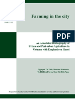 Farming in the city