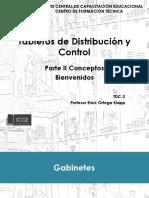 Tableros de Distribucion y Control Parte 2