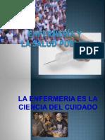 Exposicion Salud Publica y Enfemeria