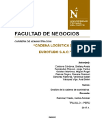 Cadena Logistica Eurotubo s.a.c.