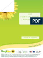 UFCD 6662 - Escolher Uma Profissão Manual
