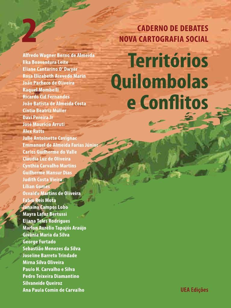 ebd390b40a Alfredo Wagner Berno de Almeida   Outros - Territórios Quilombolas e  Conflitos
