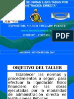 Liquidación Obras Administración Directa[1]