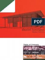 Daniel Horrigan WorksPortfolio 2018