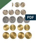 Monedas de Guate