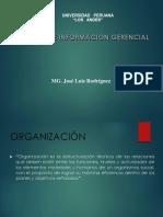 Organizacion, Sistemas