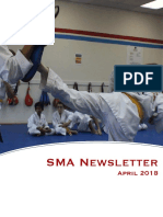 Apr '18 Newsletter