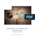 Principios de Modelación Matemática