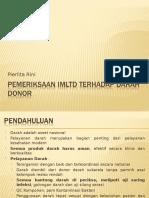 IMLTD Pd Drh Donor