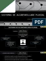 Sistemas de Alcantarillado Pluvial