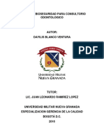 Blancoventuradayilis Bioseguridad Odonto