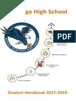 HHS English 2017-2018 Student Handbook FINAL