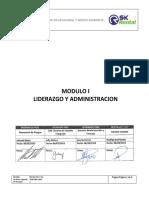 01 Liderazgo y Administración